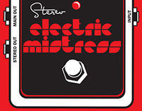 Electric Mistress Poster