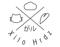 Xilo Hrdz Logotype