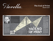 The End of Print - Book Cover