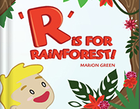 'R is for Rainforest' Book