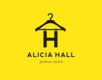 Alicia Hall Logo