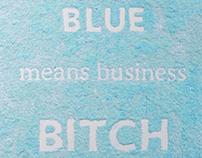 Blue-Eyed Propaganda