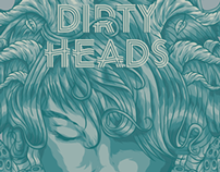 The Dirty Heads - T-shirts