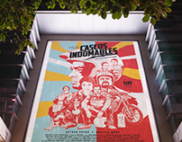 Movie Poster   Helmet Heads (Cascos Indomables) 2018