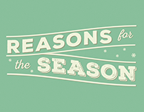 'Reasons for the Season' Series Branding