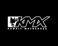 KMX Logo design - Kuwait Motocross