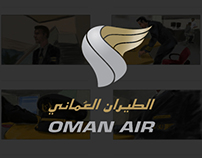Oman Air Ad Storyboard