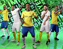 Puma - We are the Brazilians