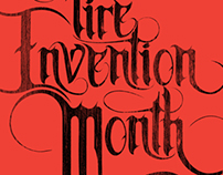 Fire Invention Month