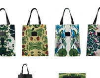 New MöHeap Totebags collection