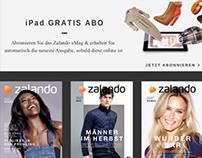 Zalando eMagazine