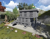 ISLAND HOUSE FOR STUDENT DEMO