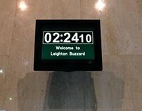 Leighton Buzzard Rail station - NSIP works