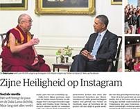 Religious leaders on social media | NRC