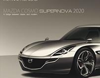 Mazda Cosmo revival for 2020