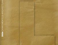 Architettura del paesaggio - booklet