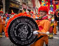 Malta Carnival Colours 2014