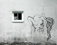 Street art by Björg Helene Eggen- www.designadet.com