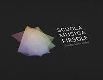 Scuola Musica Fiesole - Generative Logo