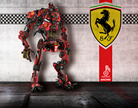 Titanfall - Ferrari Edition
