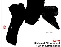 Water risk climate human settlements