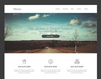 Minima Clean HTML5 Theme