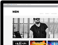 Noon - website