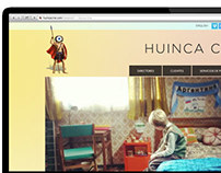 HuincaCine - website