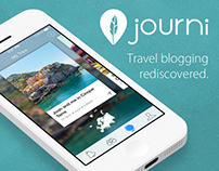 journi - Offline Travel Journal