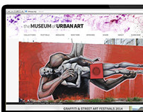 The Museum of Urban Art - website
