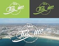 Logo Concept 'Tuk me'