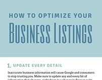 How to Optimize Your Business Listings
