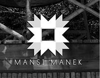 Mansi Manek Brand Identity