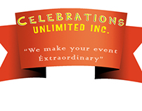 Celebrations Unlimited Logos