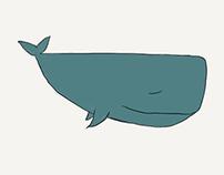 Illo of Whale