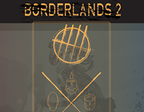 Borderlands 2 Re-Brand