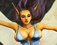 Fairies (aka Blarg's Bane)