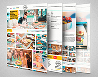 Biblioteka site concept