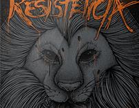 A RESISTÊNCIA ILLUSTRATION