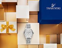 Swarovski Christmas 2013 Campaign