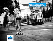 CSOB Bank (Your way to Us)