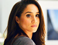 Meghan Markle's nose is currently a highly desirable