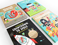 Math Puzzlers Activity Books