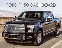 Ford F150 Dashboard