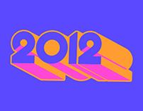 Por el medio de la calle 2012