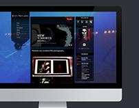 Eryn Non Dae. -Webdesign