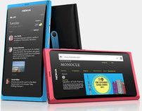 Nokia's MeeGo device - N9