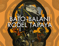 Bato-Balani by Rodel Tapaya Exhibit Poster