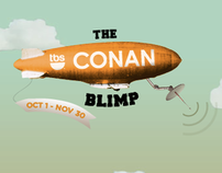 The Conan Blimp (2010/2011)