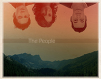 Concert Poster - The People